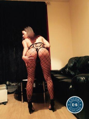 Francesca is a super sexy Italian escort in Glasgow City Centre, Glasgow