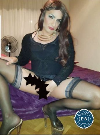 TV Amanda is a sexy Spanish Escort in Edinburgh