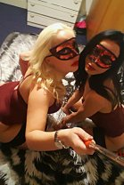 Vika and Alisa  - duo escort in Glasgow City Centre