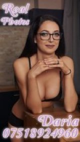 Daria - escort in Edinburgh