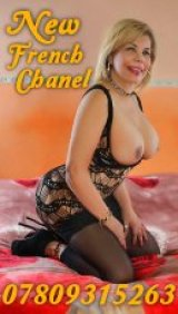Chanel - escort in Dundee
