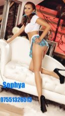 Spend some time with Sophya in Glasgow City Centre; you won't regret it