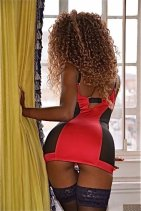 Silvia - escort in Glasgow City Centre